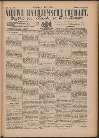 Nieuwe Haarlemsche Courant 1904-07-01