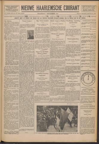 Nieuwe Haarlemsche Courant 1931-09-07