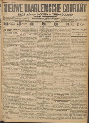 Nieuwe Haarlemsche Courant 1914-07-06