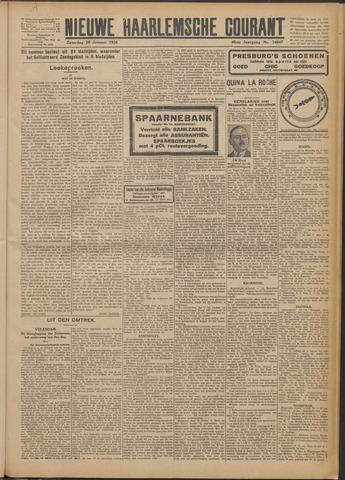 Nieuwe Haarlemsche Courant 1924-01-26