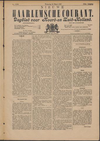 Nieuwe Haarlemsche Courant 1897-03-24