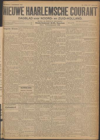 Nieuwe Haarlemsche Courant 1907-12-09