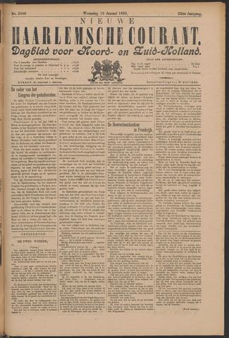 Nieuwe Haarlemsche Courant 1898-01-19