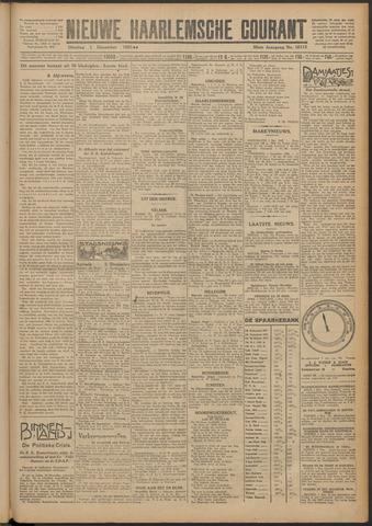 Nieuwe Haarlemsche Courant 1925-12-01