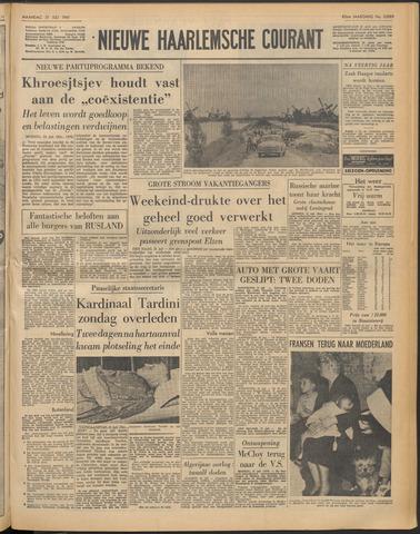 Nieuwe Haarlemsche Courant 1961-07-31