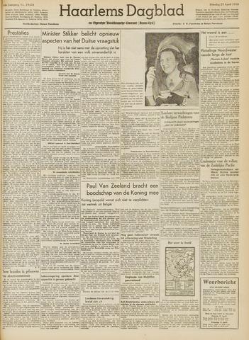 Haarlem's Dagblad 1950-04-25