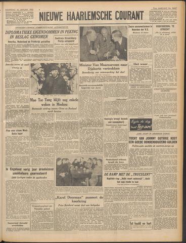 Nieuwe Haarlemsche Courant 1950-01-16
