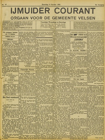 IJmuider Courant 1921-10-08