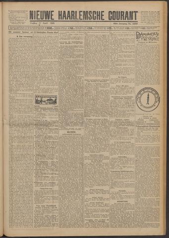 Nieuwe Haarlemsche Courant 1925-04-03