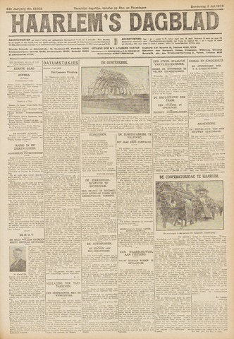 Haarlem's Dagblad 1926-07-08