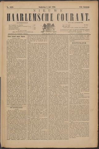 Nieuwe Haarlemsche Courant 1886-07-08