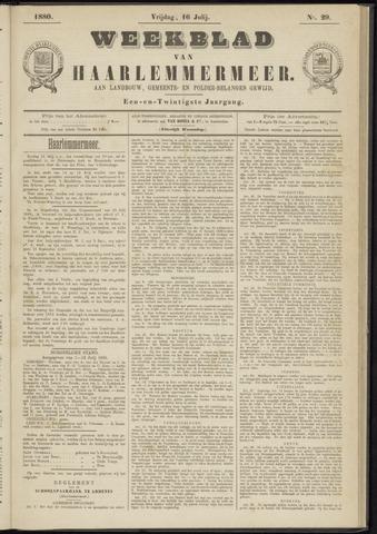 Weekblad van Haarlemmermeer 1880-07-16