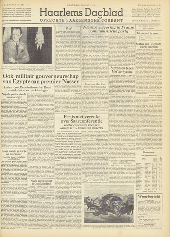 Haarlem's Dagblad 1954-03-08