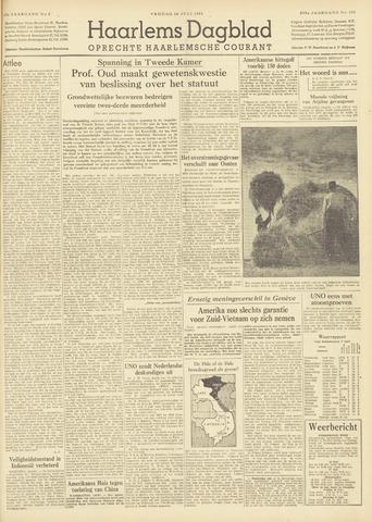Haarlem's Dagblad 1954-07-16