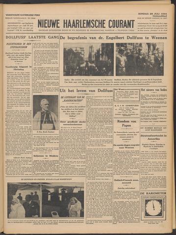 Nieuwe Haarlemsche Courant 1934-07-29