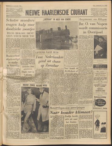 Nieuwe Haarlemsche Courant 1964-01-15