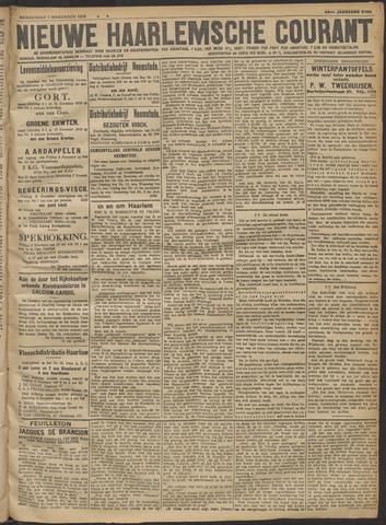 Nieuwe Haarlemsche Courant 1918-11-07