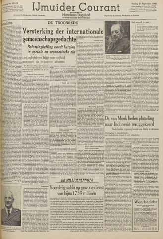 IJmuider Courant 1948-09-21