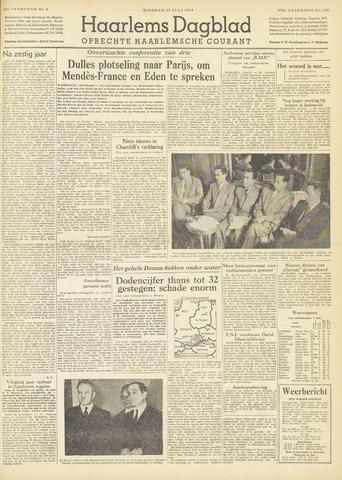 Haarlem's Dagblad 1954-07-13