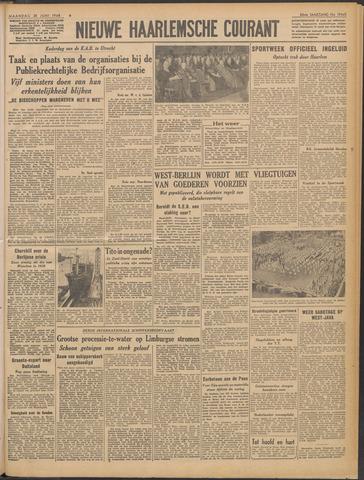 Nieuwe Haarlemsche Courant 1948-06-28