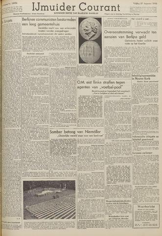 IJmuider Courant 1948-08-27
