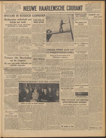 Nieuwe Haarlemsche Courant 1951-04-10