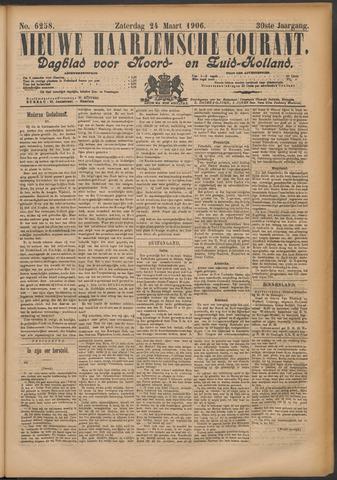 Nieuwe Haarlemsche Courant 1906-03-24