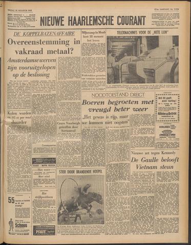 Nieuwe Haarlemsche Courant 1963-08-30
