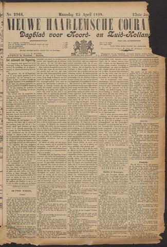 Nieuwe Haarlemsche Courant 1898-04-25