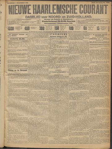 Nieuwe Haarlemsche Courant 1913-12-01