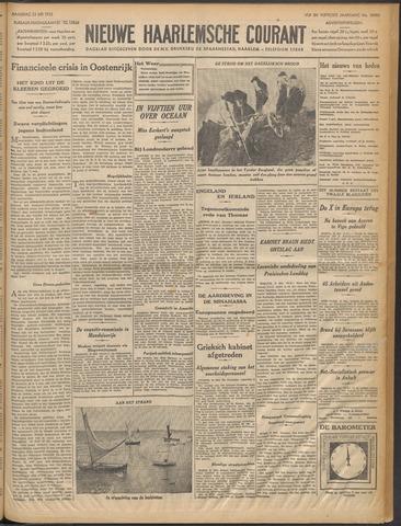 Nieuwe Haarlemsche Courant 1932-05-23