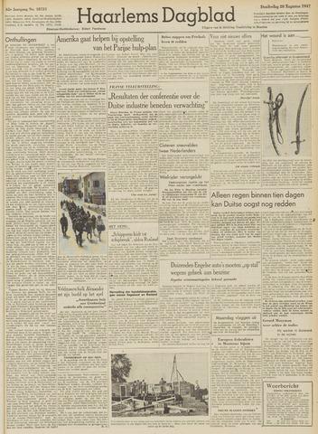 Haarlem's Dagblad 1947-08-28
