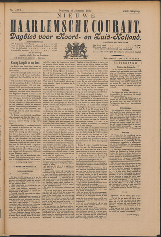 Nieuwe Haarlemsche Courant 1899-08-31
