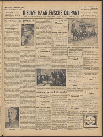 Nieuwe Haarlemsche Courant 1934-12-07