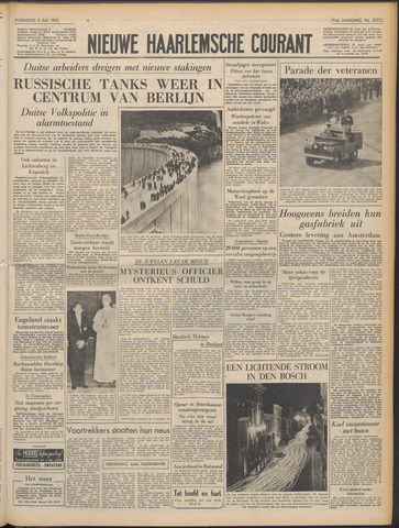 Nieuwe Haarlemsche Courant 1953-07-08