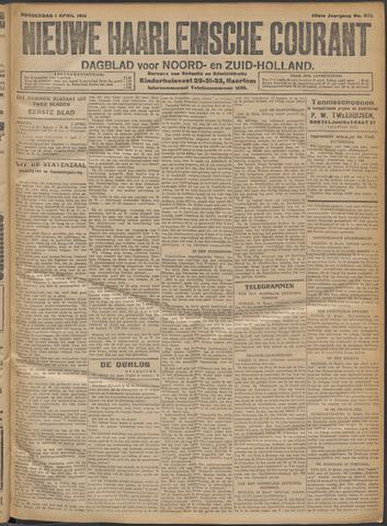 Nieuwe Haarlemsche Courant 1915-04-01