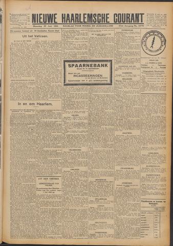Nieuwe Haarlemsche Courant 1924-06-30