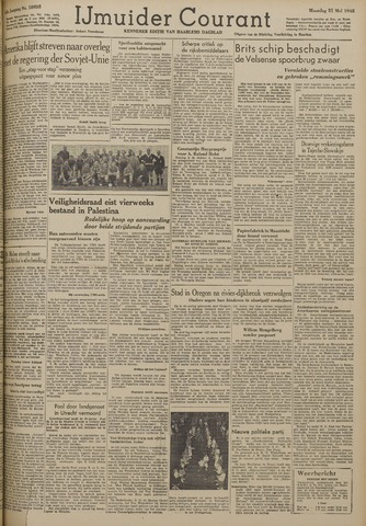IJmuider Courant 1948-05-31