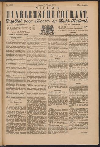 Nieuwe Haarlemsche Courant 1899-02-07