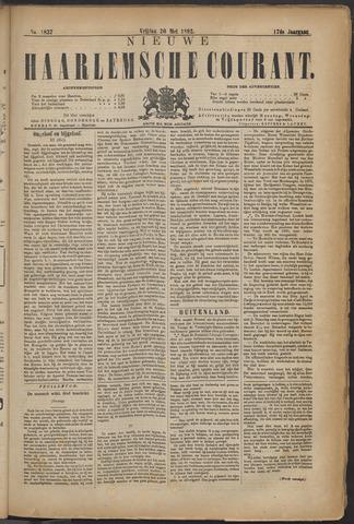 Nieuwe Haarlemsche Courant 1892-05-20