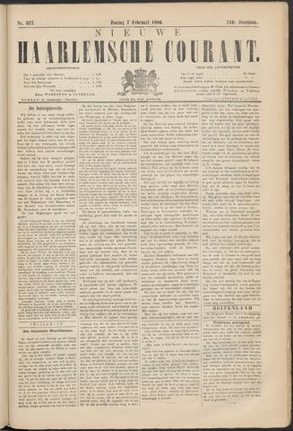 Nieuwe Haarlemsche Courant 1886-02-07