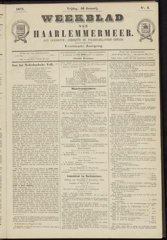 Weekblad van Haarlemmermeer 1873-01-10