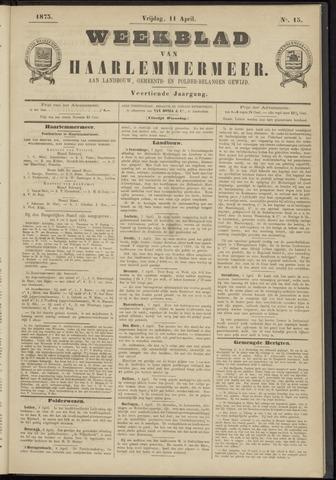 Weekblad van Haarlemmermeer 1873-04-11