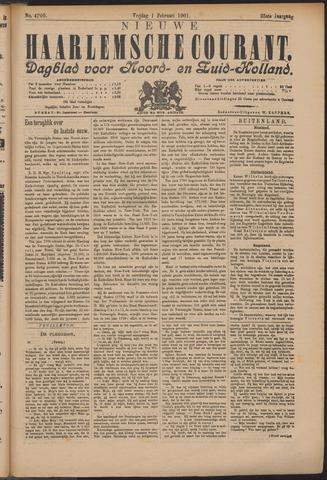 Nieuwe Haarlemsche Courant 1901-02-01