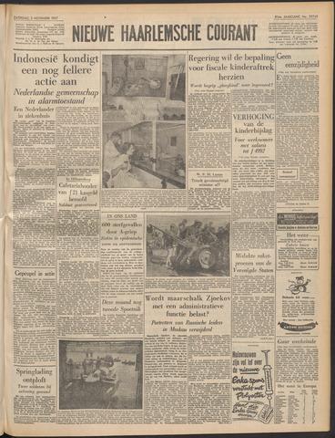 Nieuwe Haarlemsche Courant 1957-11-02