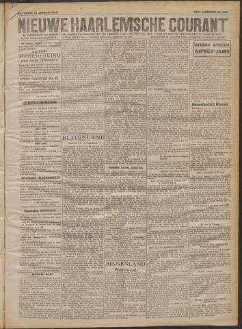 Nieuwe Haarlemsche Courant 1920-01-24