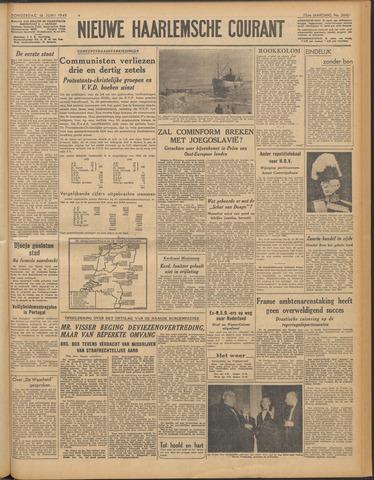 Nieuwe Haarlemsche Courant 1949-06-16