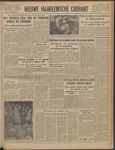 Nieuwe Haarlemsche Courant 1948-05-22