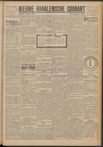 Nieuwe Haarlemsche Courant 1924-10-07