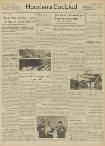 Haarlem's Dagblad 1947-07-08